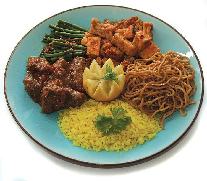 Toko palee nijmegen oosterse chinese indonesische japanse thaise aziatische - Hoek maaltijd ...